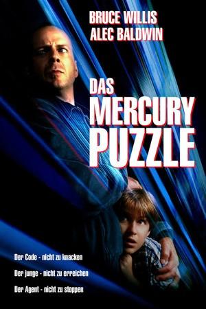 Poster: Das Mercury Puzzle