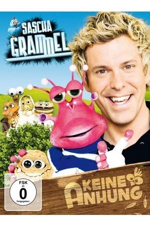 Poster: Sascha Grammel - Keine Anhung