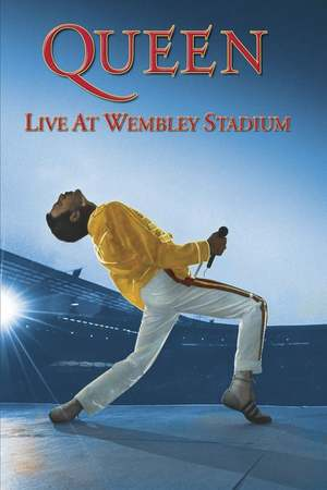 Poster: Queen: Live at Wembley Stadium
