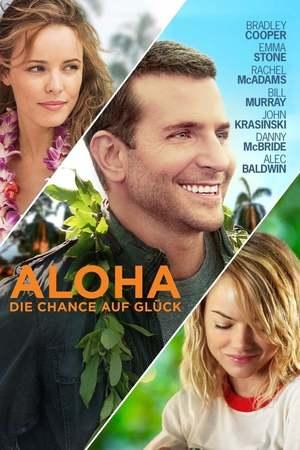 Poster: Aloha - Die Chance auf Glück