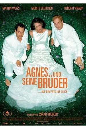 Poster: Agnes und seine Brüder