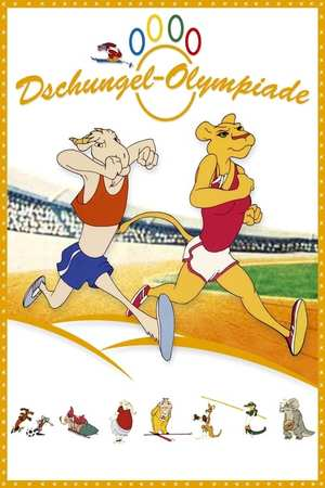 Poster: Dschungel Olympiade