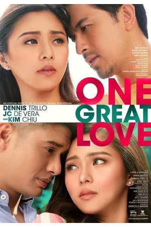 Poster: One Great Love