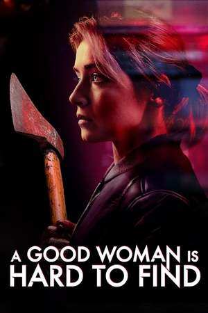 Poster: A Good Woman Is Hard to Find