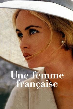 Poster: Eine französische Frau