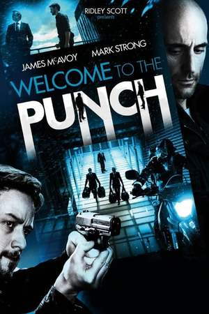Poster: Enemies - Welcome to the Punch