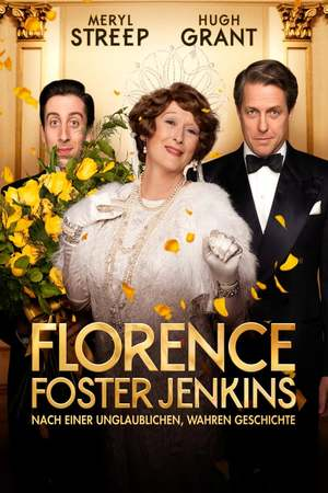 Poster: Florence Foster Jenkins