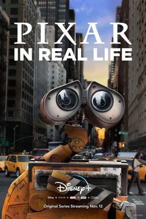 Poster: Pixar in Real Life