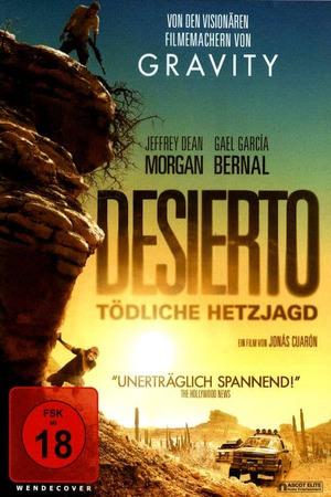 Poster: Desierto - Tödliche Hetzjagd