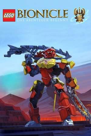 Poster: LEGO Bionicle: Das Abenteuer beginnt