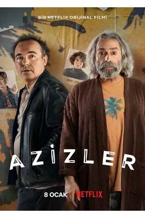 Poster: Azizler – Alle zusammen für sich