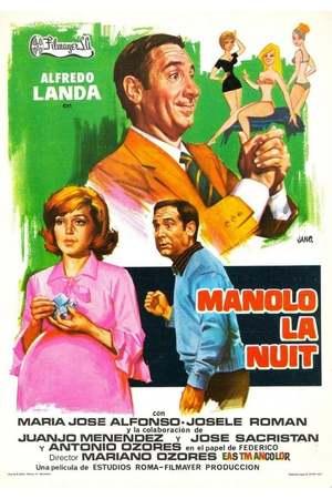 Poster: Manolo, la nuit