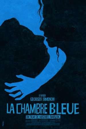 Poster: Das blaue Zimmer