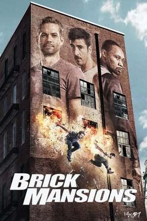 Poster: Brick Mansions