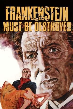 Poster: Frankenstein muß sterben