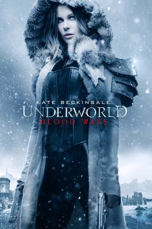 Poster: Underworld: Blood Wars