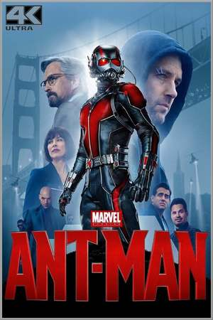 Poster: Ant-Man