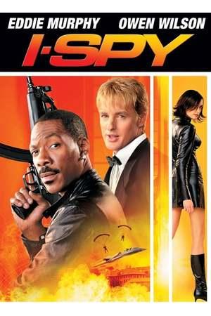 Poster: I Spy