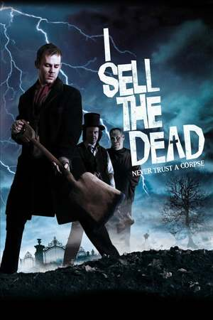 Poster: I Sell the Dead