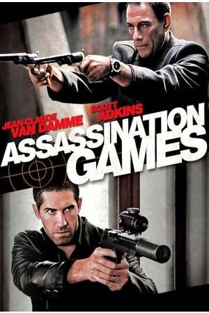 Poster: Assassination Games - Der Tod spielt nach seinen eigenen Regeln