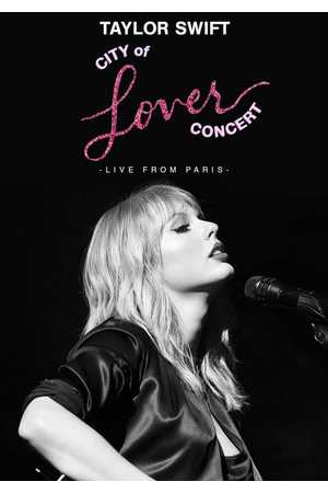 Poster: Taylor Swift City of Lover Concert