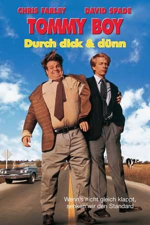 Poster: Tommy Boy - Durch dick und dünn