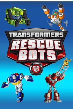 Poster: Transformers: Rescue Bots
