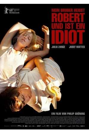 Poster: Mein Bruder heisst Robert und ist ein Idiot