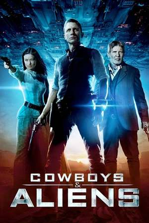 Poster: Cowboys & Aliens