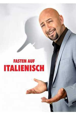 Poster: Fasten auf italienisch
