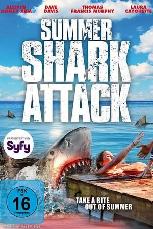 Poster: Summer Shark Attack