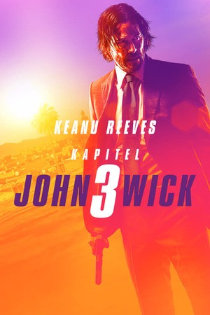 Poster: John Wick: Kapitel 3