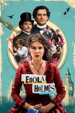 Poster: Enola Holmes
