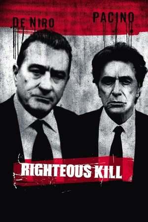 Poster: Kurzer Prozess - Righteous Kill