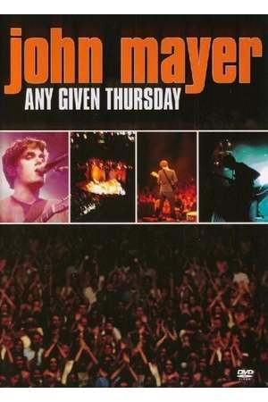 Poster: John Mayer: Any Given Thursday