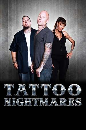 Poster: Tattoo Nightmares