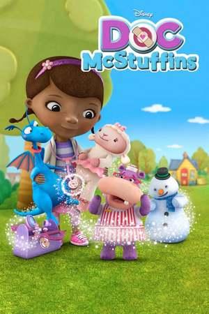 Poster: Doc McStuffins, Spielzeugärztin