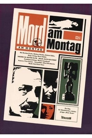 Poster: Mord am Montag