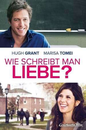 Poster: Wie schreibt man Liebe?