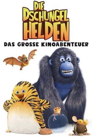 Poster: Die Dschungelhelden