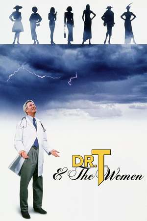 Poster: Dr. T & the Women