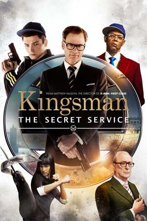 Poster: Kingsman: The Secret Service
