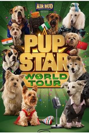 Poster: Wuff Star: Rund um die Welt