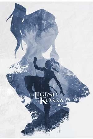 Poster: Die Legende von Korra