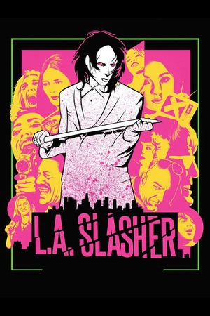 Poster: L.A. Slasher