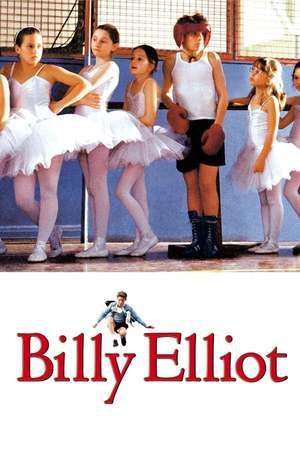 Poster: Billy Elliot - I Will Dance