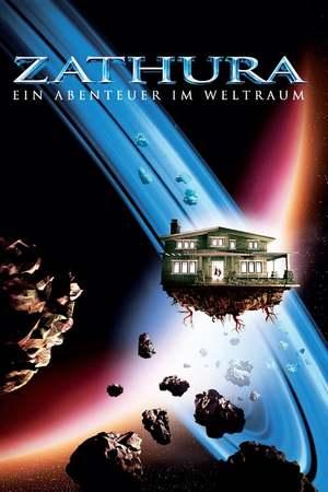 Poster: Zathura - Ein Abenteuer im Weltraum