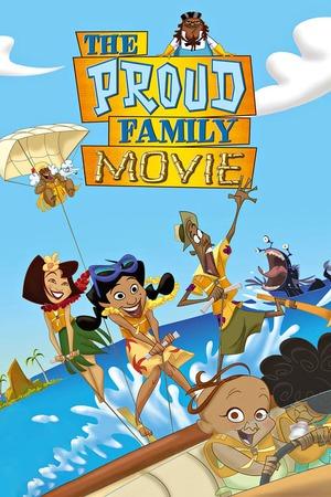 Poster: Die Prouds - Der Inselabenteuerfilm