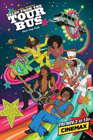 Poster: Mike Judge Presents: Tales From the Tour Bus