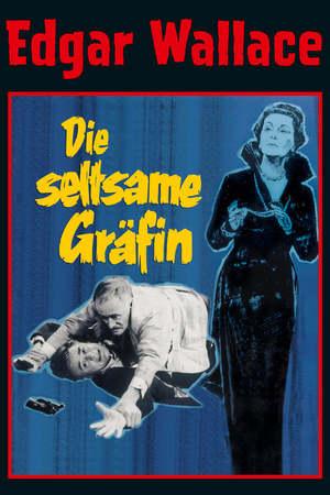 Poster: Edgar Wallace - Die seltsame Gräfin